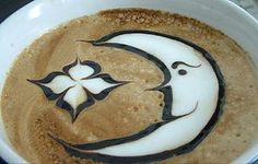 50 Fancy and Pretty Arts of Coffee Foam   The Design Inspiration