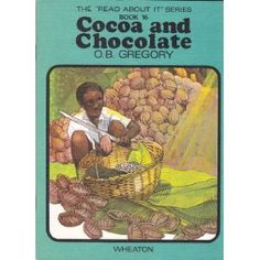 Informational book. What children don't love chocolate? This book is an easy read for children to learn how we get our chocolate bars, chocolate doughnuts, and other chocolate things. It's a really easy book and good for doing reading comprehension writing and vocabulary.