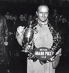 Juan Manuel Fangio (n. Balcarce, 24 de junio de 1911 – m. Buenos Aires, 17 de julio de 1995) fue un automovilista argentino, quíntuple campeón de Fórmula 1.