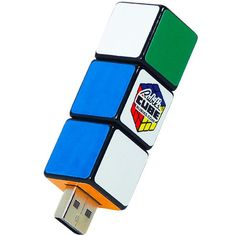 Rubik's flash drive