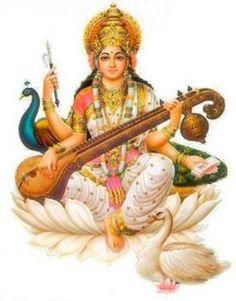 Shri Saraswati | Build a Personal Spirit Altar for Inspiration