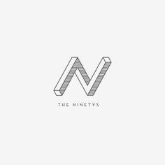 The Ninetys by Anton Burmistrov, via Behance