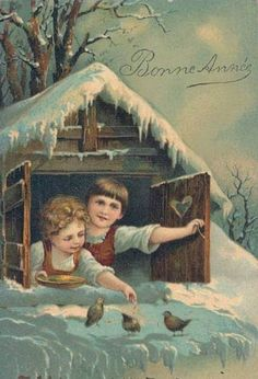 Three Little Kittens 25 Days Of Christmas, Old Christmas, Old Fashioned Christmas, Miniature Christmas, Victorian Christmas, Christmas Greetings, Vintage Christmas Images, Vintage Holiday, Holiday Postcards