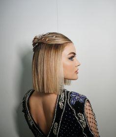 Comment Faire Une Coiffure Facile Cheveux Mi Longs Archzine Fr Coiffure Facile Idee Coiffure Facile Cheveux Mi Long
