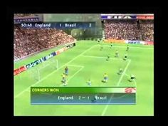 Stelian Ilie - FIFA 2000 England Vs Brasil Download