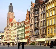 Wroclaw - Breslau - Wrocław Poland