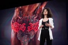 #Architect, #designer and long-term 3D printing collaborator Prof. #NeriOxman has revealed the world's first 3D printed #photosyntheticwearable, #embedded with living matter, on the #TED2015 stage in #Vancouver. Oxman unveiled Mushtari, an artwork 3D printed by #Stratasys and the world's first wearable to combine multi-material #additivemanufacturing and #syntheticbiology. http://bit.ly/1HiHeM7 #Altem #3DPrinting #3DScanning #3dcolorprinters
