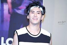 150725 #인피니트 Hoya - Yeouido Fansign