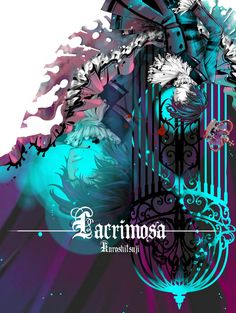 """Inspired by the ending song of Kuroshitsuji: """"Lacrimosa"""", this is done in remembrance of Ciel's death i can't fully express my broken feelings with my b. Lacrimosa for Ciel Manga Art, Manga Anime, Anime Art, Claude Faustus, Black Butler Characters, Black Butler Anime, Sebaciel, Lord, Ciel Phantomhive"""