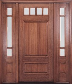 wood entry doors with sidelights   entry doors with sidelights give an average door a grand look and your ...