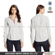 latest design women shirt no pocket woven tape on inner collar slim fit sexy lady dress shirt Best Buy follow this link http://shopingayo.space