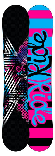 Ride Rapture Snowboard- have this exact board and I love it.