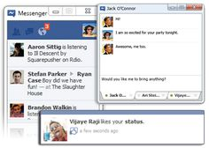 Facebook launches Messenger for Windows