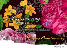 Share this on WhatsAppAre you looking for wedding anniversary wishes, to send to some one special ? Wedding anniversary gives us a moment to look back at [. Marriage Anniversary Message, Wedding Anniversary Wishes, Parents Anniversary, Dear Friend, Hindi Quotes, Messages, Google Search, Wedding Day Wishes