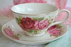 Artful Affirmations: Tea Cup Tuesday-Porch Tea, Gifts and Giveaway!