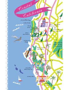 Coastal California, road trip Pre-deployment trip