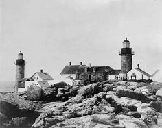 Abbie Burgess kept the light burning in Matinicus Rock Lighthouse in Maine for a 21 days in 1856 after a violent storm, during which she saved her mother and sisters while her father was stranded on the mainland. She was 16 years old. Two children's books were written about Abbie Burgess, Keep the Lights Burning, Abbie and Abbie Against the Storm. A Coast Guard buoy tender based in Rockland is also named after her.