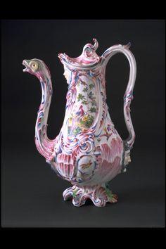 porcelain coffee pots