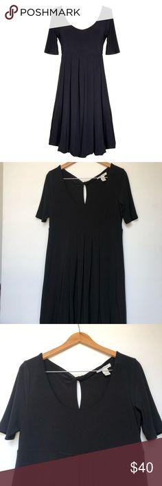 ef7dde1594f WHBM bubble hem dress Size Large keyhole back White House Black Market  bubble hem dress Size