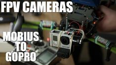 Flite Test - FPV Cameras, Mobius to GoPro - TIPS Fpv Drone, Drones, Quad, Diy Electronics, Gopro, Techno, Cameras, Action, Speakers