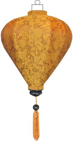 Koperen lampion ballon / B-KP-45-S