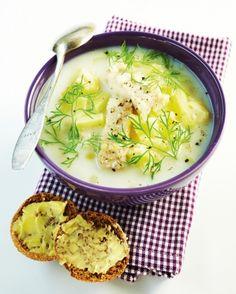 Nopea kalakeitto   Keitot   Pirkka #food #soups
