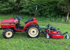 Malotraktor Mitsubishi mt-I65-mt príslušenstvo Lawn Mower, Outdoor Power Equipment, 4x4, Tractor, Lawn Edger, Grass Cutter, Garden Tools