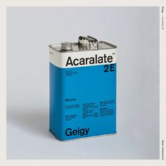 Geigy — Acaralate 2E - Lovably