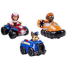 Spinmaster 6024059 - Paw Patrol Rescue Racer Personaggi, Chase, Zuma, Ryder Spin Master http://www.amazon.it/dp/B00J3LXMSY/ref=cm_sw_r_pi_dp_Orxzwb0XE49M1