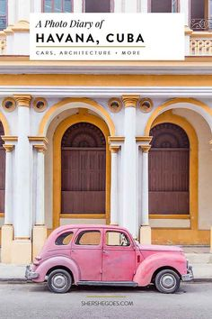 Take a walking tour of Havana's top sights in this Cuban photo diary.
