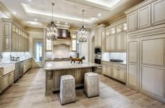 A Magnificent Newly Built Residence in Bunker Hill, Texas. TAKE A TOUR HERE: http://www.elegantresidences.org/a-magnificent-newly-built-residence-in-bunker-hill-texas/