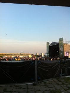 """Mark Tremonti """"The scene of the crime here in Warsaw, Poland!"""""""