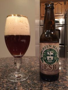 Pours caramelish amber wit a dirty cream colored head. Aroma is kinda ashy and earthy, caramel,coffee cake, and nutty. Toffee, earthy, caramel dominate the flavor. Maybe a touch of roast thrown in. A medium bodied, semi active mouthfeel. Overall, solid beer here. Would drink again.