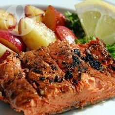 Delicia de salmón @ allrecipes.com.mx