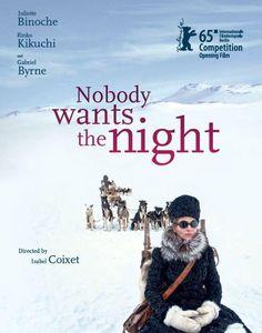 CINELODEON.COM: Nadie quiere la noche. Isabel Coixet.