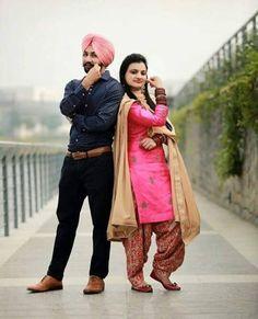 pure punjabi couple
