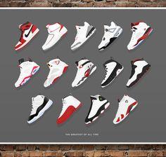 promo code 1a824 7b4c6 MJ worn, Air Jordan 1-14 collection.