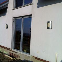 Neue Balkontüre in Erkerode