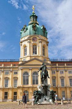 Charlottenburg Palace ~ Berlin ~ Germany