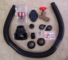 Earthminded Rbk 0001 Diy Rain Barrel Kit By Earthminded 32 86 Includes All Parts For Easy Installation Flexi Rain Barrel Kit Rain Barrel Rain Barrel System
