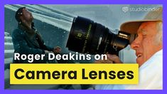Roger Deakins, Camera Movements, Camera Lens, Cinematography, Cool Things To Make, Drink Bottles, Lenses, Film, Youtube