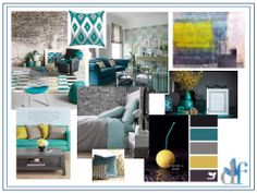 Grey And Teal Room Ideas Part 45