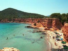 Sa Caleta Beach @ Ibiza