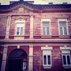 The Muhi House, Satu Mare, Romania #historical