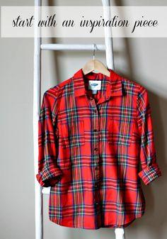my trick to an organized, streamlined closet