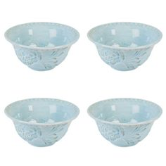 Set a delightful tablescape for your guests to enjoy with this charming design.   Product: Soup bowlConstruction Mate...