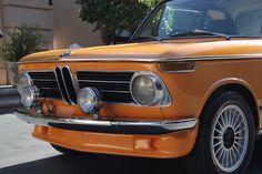 1973 BMW 2002 Tiil Maintenance/restoration of old/vintage vehicles: the material for new cogs/casters/gears/pads could be cast polyamide which I (Cast polyamide) can produce. My contact: tatjana.alic@windowslive.com