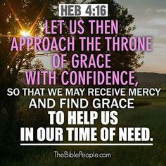 Hebrew 4:16