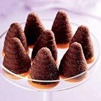 Vosí hnízda Czech Desserts, Russian Recipes, Christmas Baking, Nutella, Quiche, Food And Drink, Cooking Recipes, Sweets, Advent