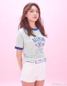 Choi Sooyoung - Beaming Effect 2019 Kpop Girl Groups, Korean Girl Groups, Kpop Girls, Sooyoung Snsd, Korean Girl Band, Kwon Yuri, Korean Actresses, Girl Bands, Korean Beauty
